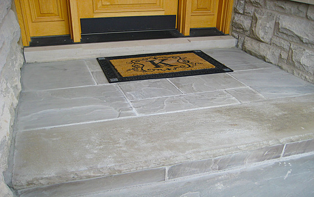 Masonry & Stone traditional-entry