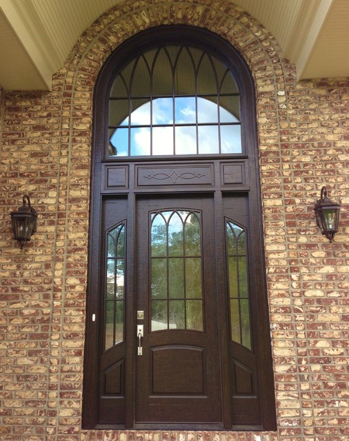 Masterpiece Entry Doors traditional-entry