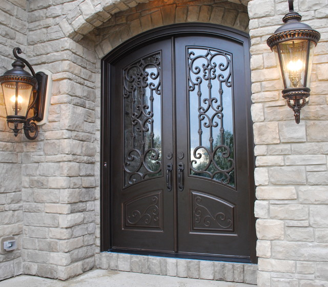 Masterpiece Entry Doors Traditional