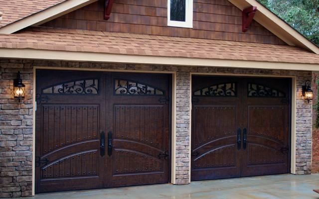Masterpiece Garage Doors traditional-entry & Masterpiece Garage Doors - Traditional - Entry - Atlanta - by ...