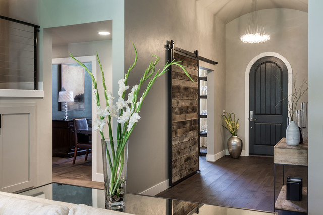 Meadowview Residence Remodel contemporary-entry
