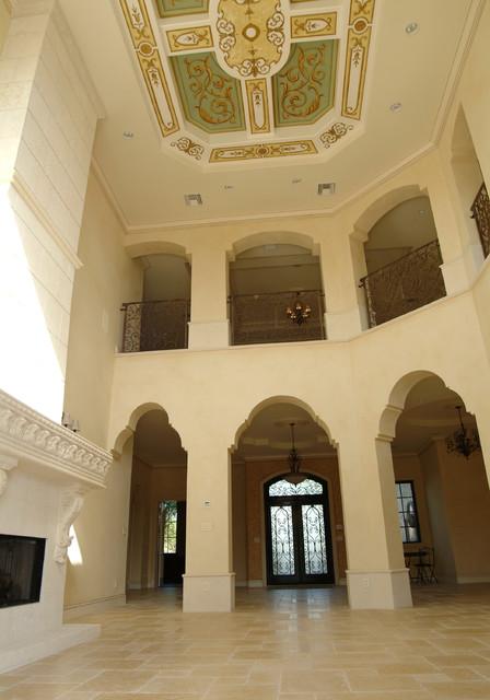 Mediterranean Architecture mediterranean-entry