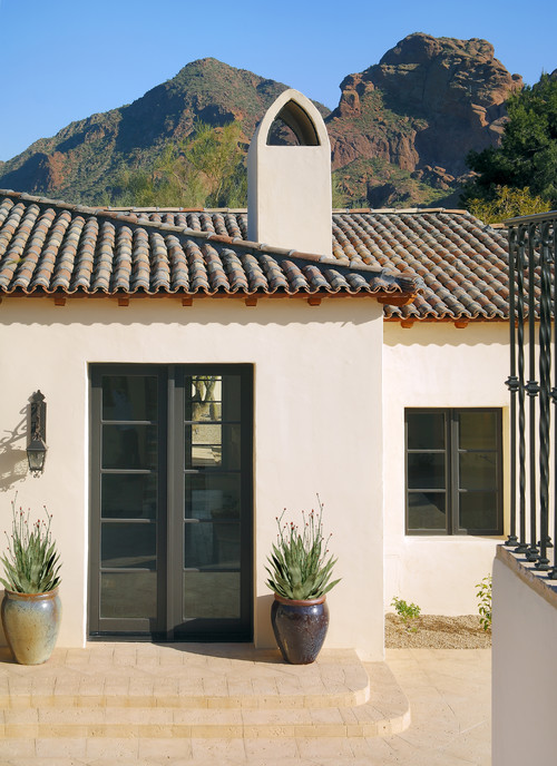 mediterranean entry Raise the Roof   A Guide to Roofing Materials