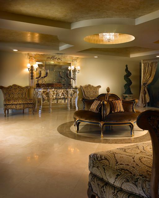 Coral Gables Mansion Mediterranean Entry Miami By