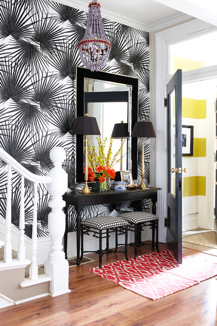 Meredith Heron Design - Spruce Street Residence contemporary-entry