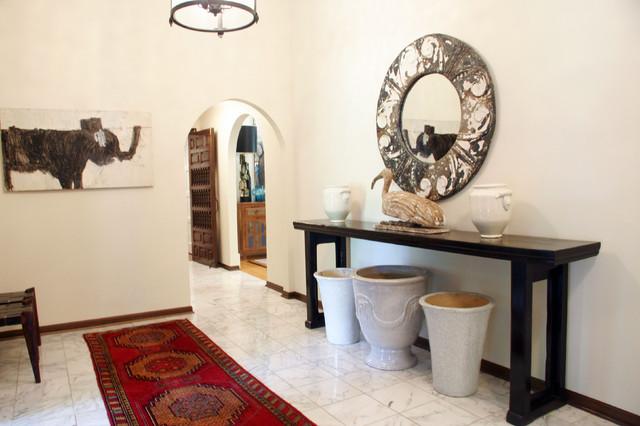 michelle williams interiors contemporary-entry