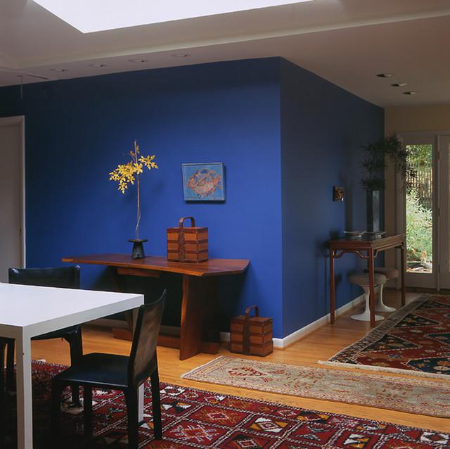 Mid-Century Modern Home midcentury-entry