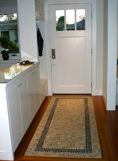 Mill Valley Entry Way modern-entry