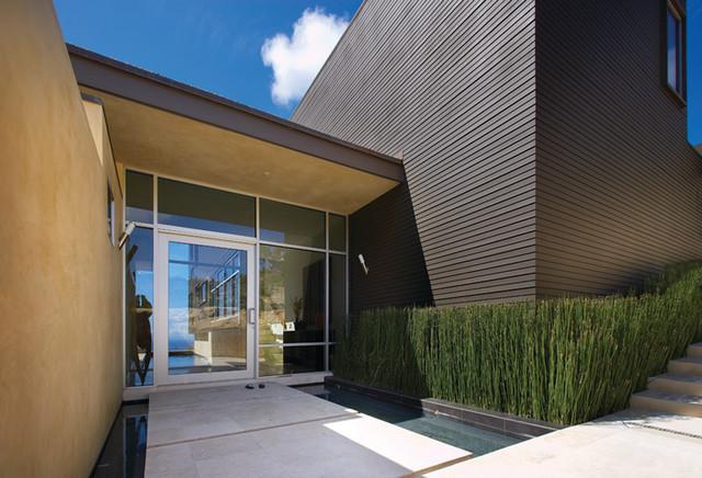 Mintzer Residence - Entry modern-entry