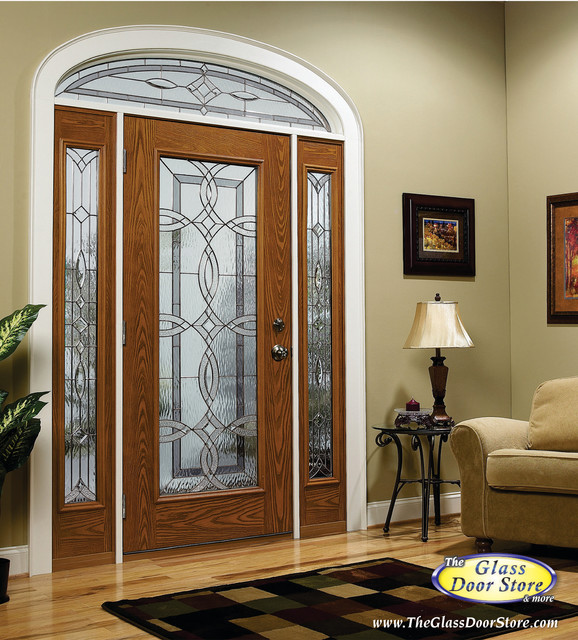 Modern and Contemporary Front Doors traditional-entry