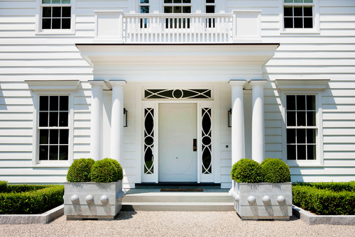 Stunning Front Door Ideas Add A Portico 20 Gorgeous Entryways The