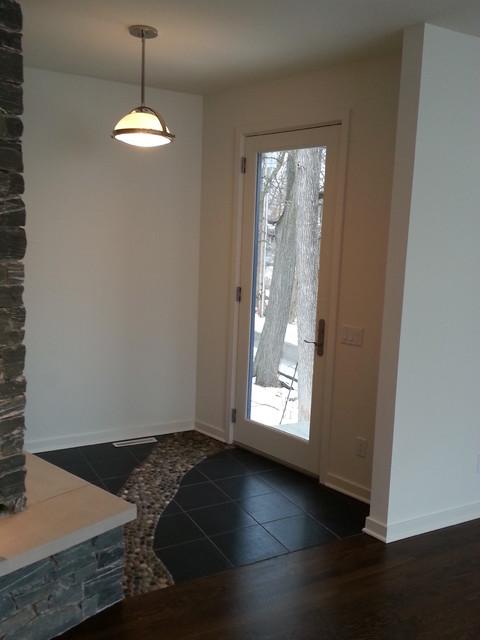 Modern/Contemporary Home entry