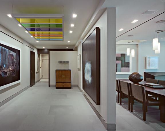 Modern home modern-entry