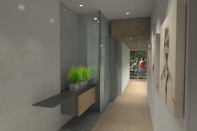 Entry modern-entry