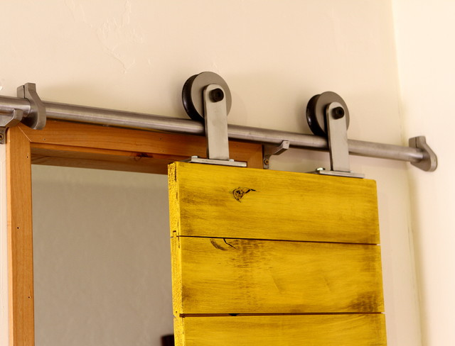 Great Where To Buy Pulleys For Barn Door : Modern Barn Door Hardware And Doors  Entry