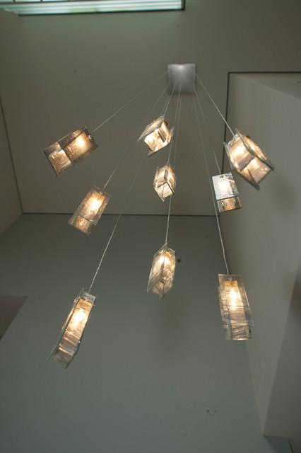 Modern Foyer Lights N Gl Pendants Light