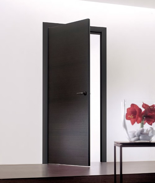 Interior door styles the 411 queen bee of honey dos - Contemporary glass doors interior ...