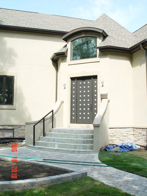 Modern Stial Entrance Doors By Arttig Modern Front Doors Chicago By Arttig Artistic