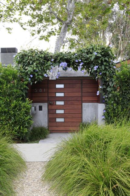 MTLA - Broida Residence modern-entry