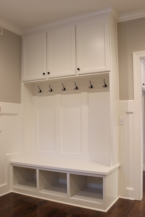 Mudroom bench specs