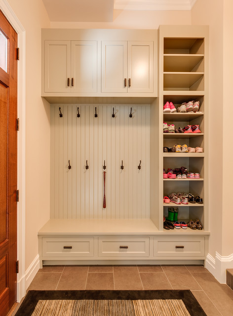 Mud rooms traditional entry other by heartwood design for House plans with mudroom australia