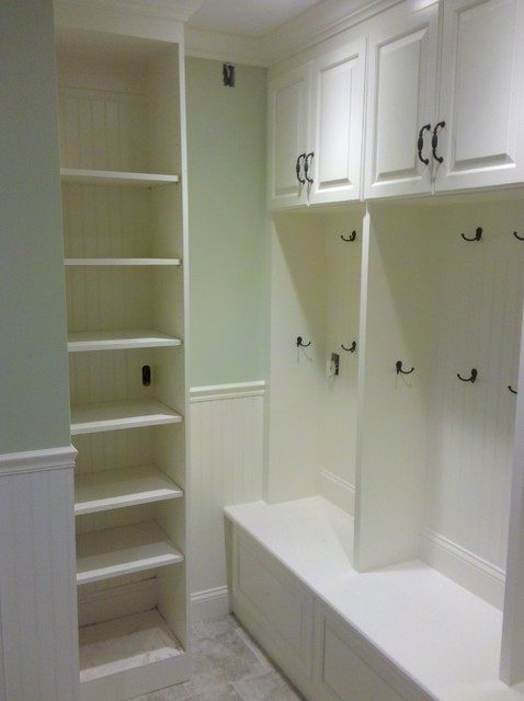 Mudroom Lockertraditional Entry Boston