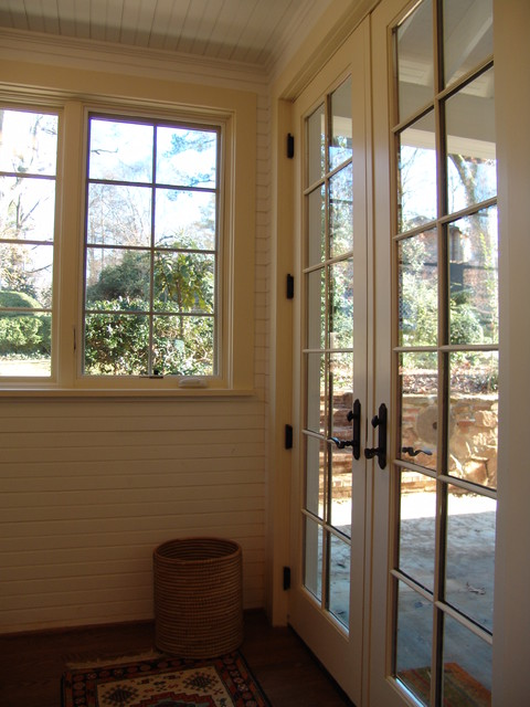 Mudroom/Rear Entry Addition traditional-entry