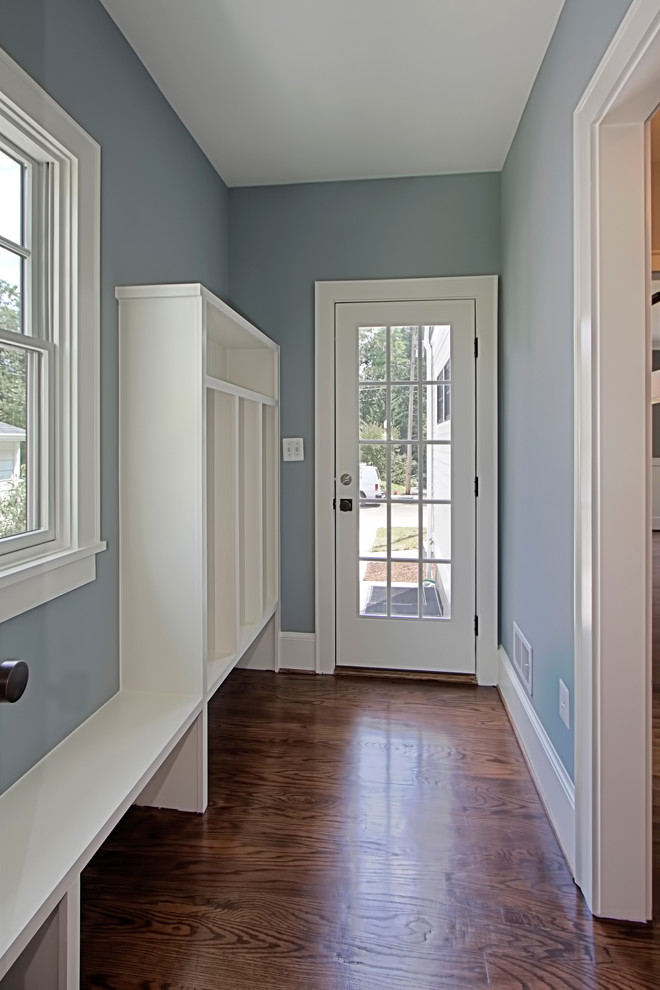Inspiration for a timeless entryway remodel in DC Metro