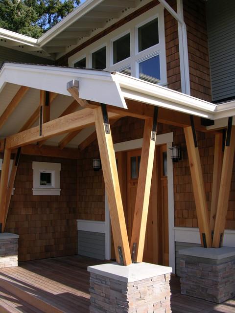 Mukilteo Style craftsman-exterior