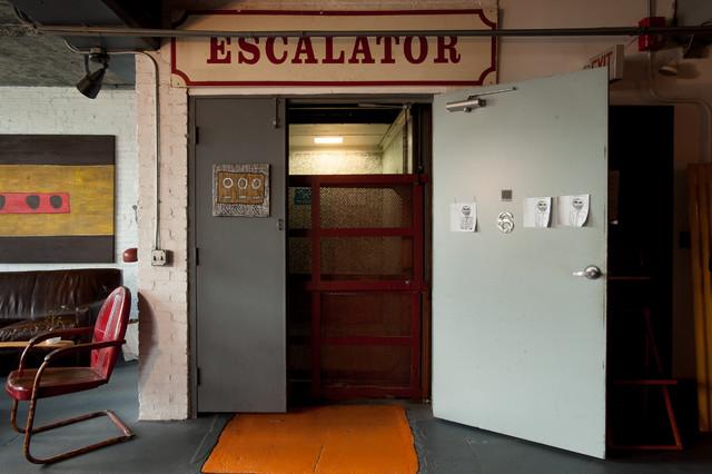 My Houzz: An Art Filled Industrial Pittsburgh Loft