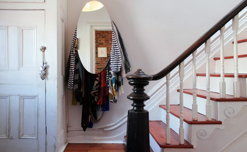 My Houzz: Color meets Charm in this Renovated Montreal Duplex