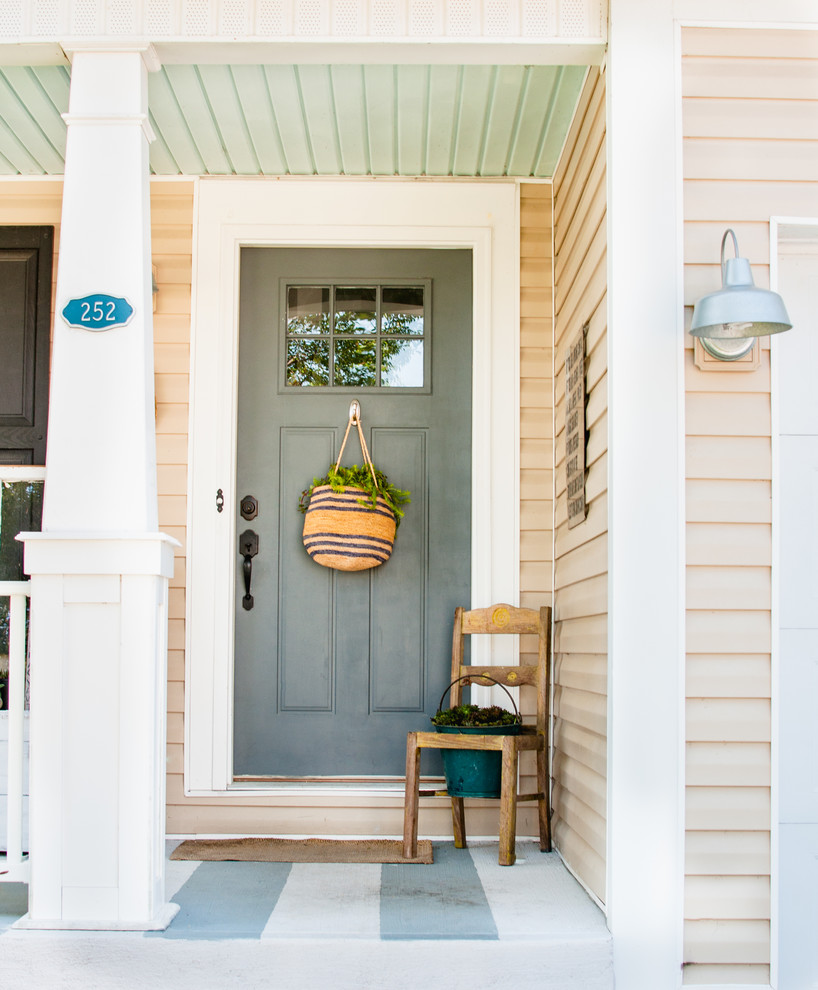 Houzz Home Design Ideas: My Houzz : Farmhouse-Inspired DIY Style In A Suburban