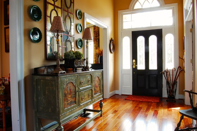 My Houzz French Country Meets Southern Farmhouse Style In Georgia Shabby Chic