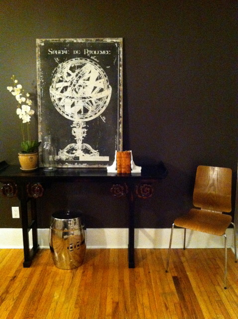 my houzz eclectic-entry