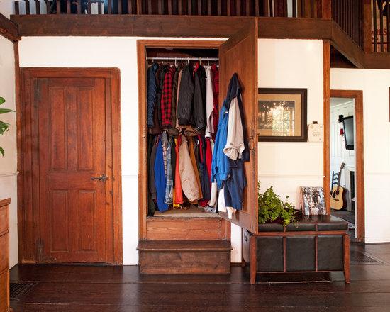 No Closet Home Design Ideas, Pictures, Remodel and Decor