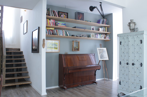 My Houzz: Marie and Gil: Bene Atarot, Israel