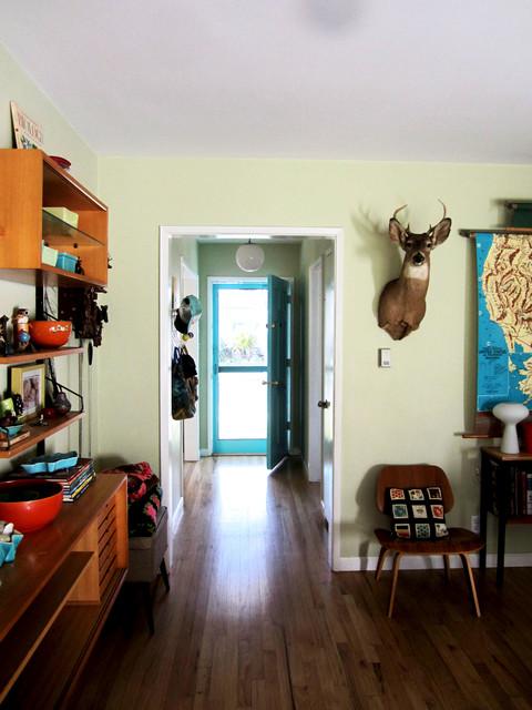 My Houzz: Eskridge Home eclectic-entry
