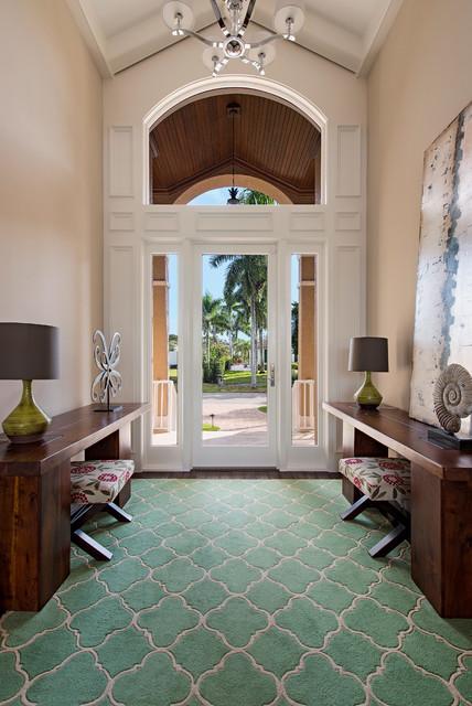 Коричневая спальня, дизайн интерьера, в коричневых 654