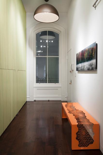 Nassau Loft contemporary-entry