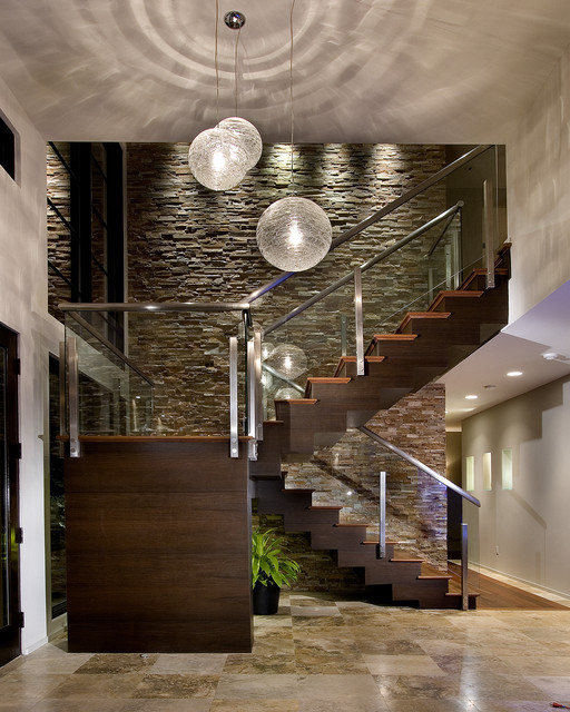 Contemporary Entry By Phil Kean Design Group