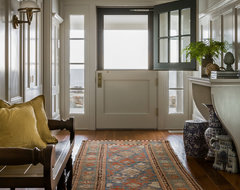 New England Ocean View beach-style-entry