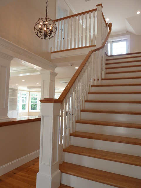 New Home - Sesuit Neck, East Dennis, MA traditional-entry
