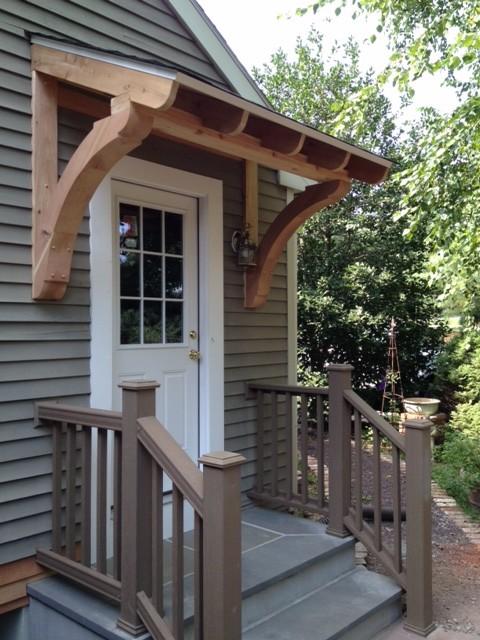 New Rear Entry Door Craftsman Entry Philadelphia By