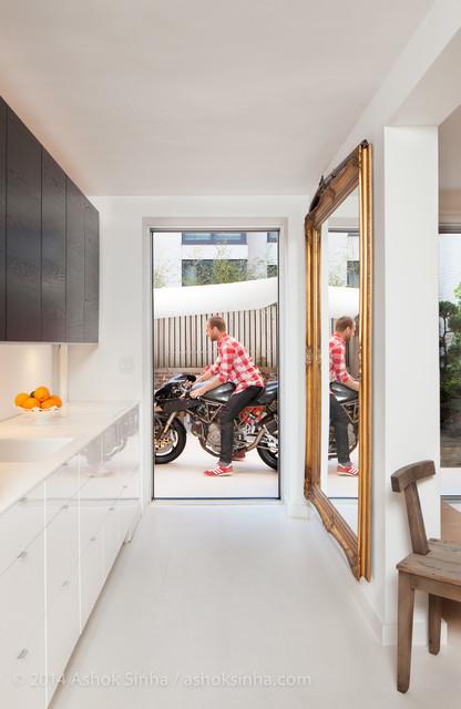 New York Studio Interior Design Magazine Modern