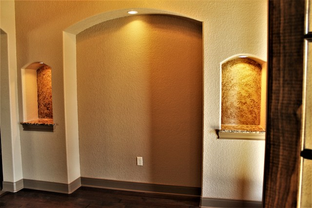 Foyer Entrance Questions : Entry foyer niches traditional other by rjs