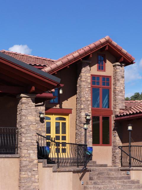 Noga Residence mediterranean-entry