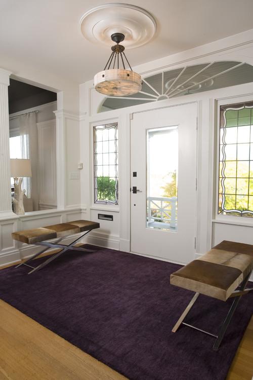 Transitional Dining Room by Tacoma Interior Designers & Decorators Scott Neste | Minor Details Interior Design