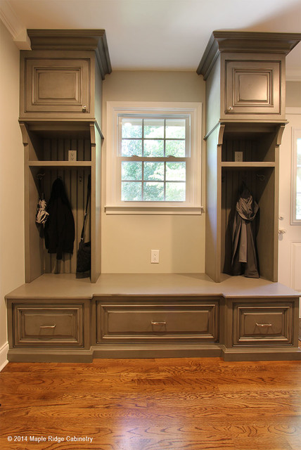 North Georgia Remodel - Traditional - Entry - atlanta - by Maple Ridge Cabinetry