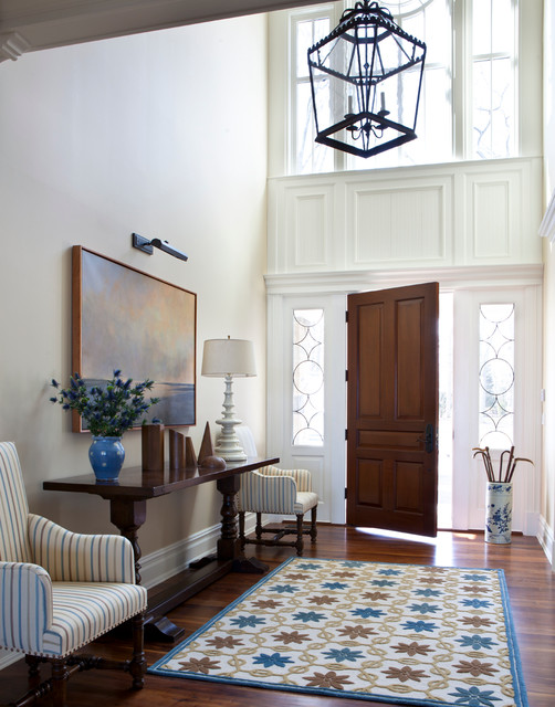 North Haven Residence Traditional Entry New York