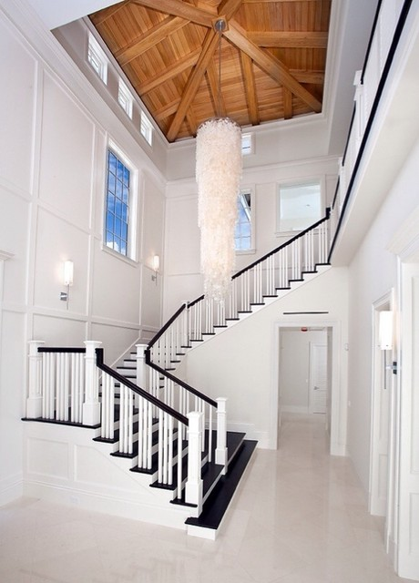 North Palm Beach Residence eclectic-entry